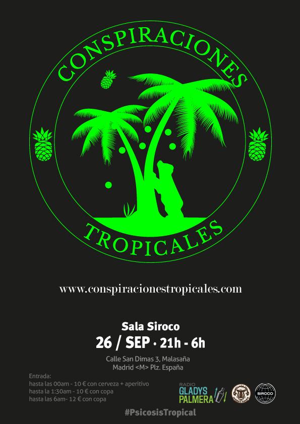 Conspiraciones-Tropicales-promo-cartel-A4-siroco
