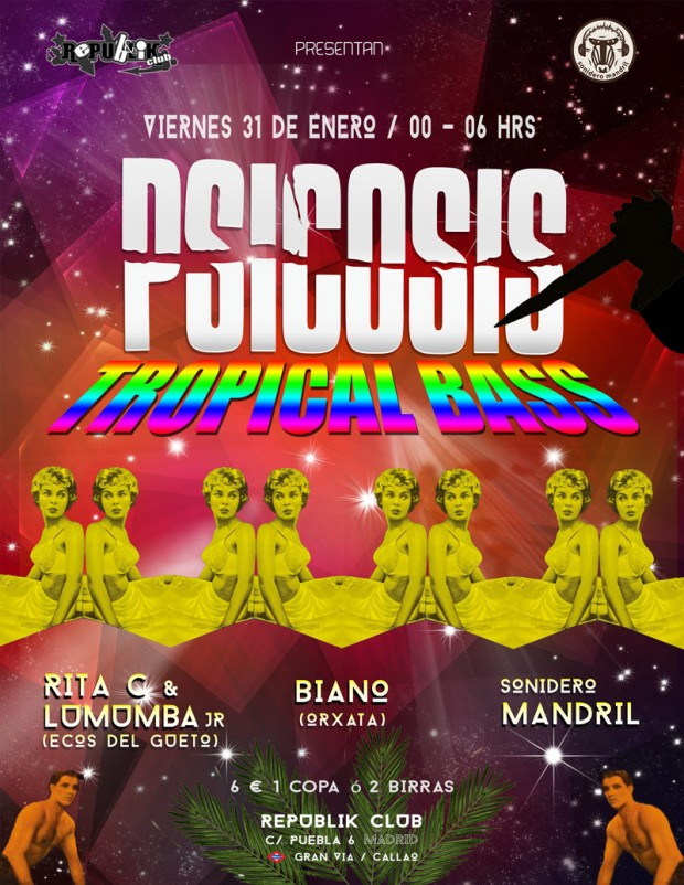 Psicosis Tropical Bass