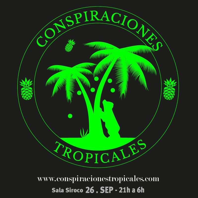 Conspiraciones Tropicales: El reventón 26/10/2015